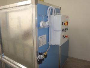 ovládání odsávání Varco PA 240